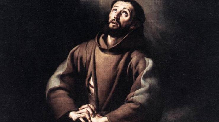 Wspomnienie św. Franciszka z Asyżu 4 października