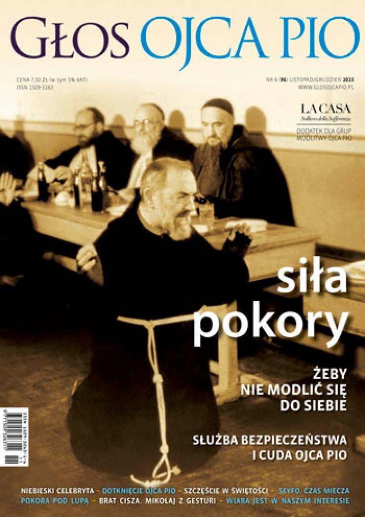 Głos Ojca Pio 96 (6/2015)