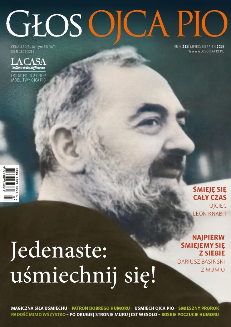 Głos Ojca Pio 112 (4/2018)