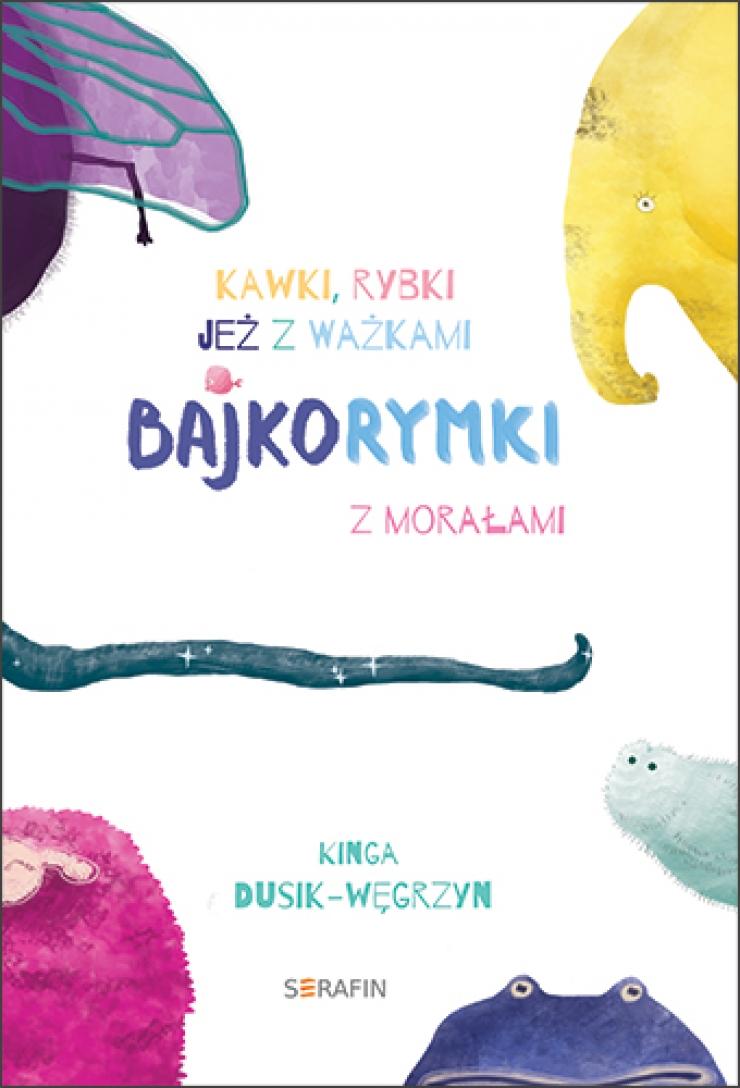 Bajkorymki - Kinga Dusik-Węgrzyn