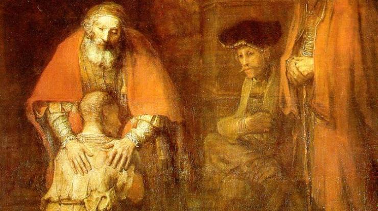 Rembrandt ułaskawiony