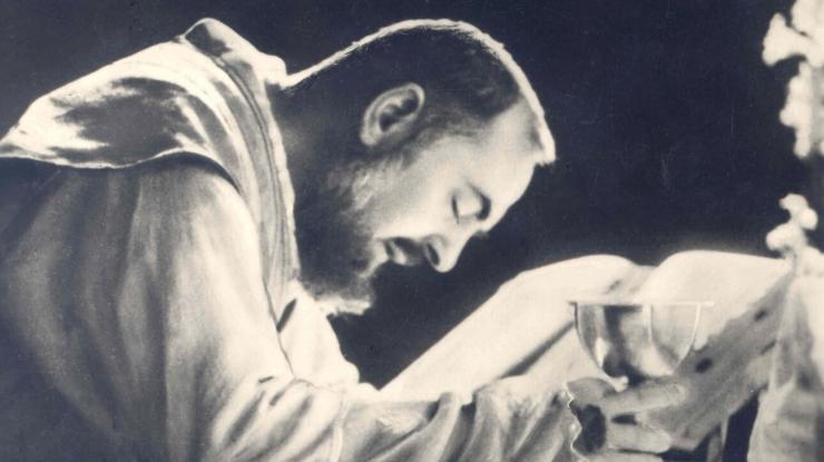 Suplikacja do Ojca Pio w czasie epidemii