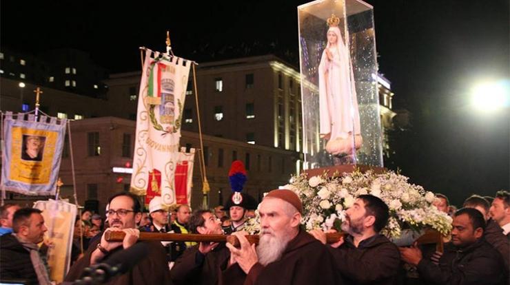 Matka Boża Fatimska ponownie nawiedza San Giovanni Rotondo