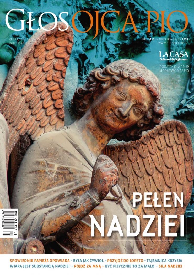 Głos Ojca Pio 116 (2/2019)