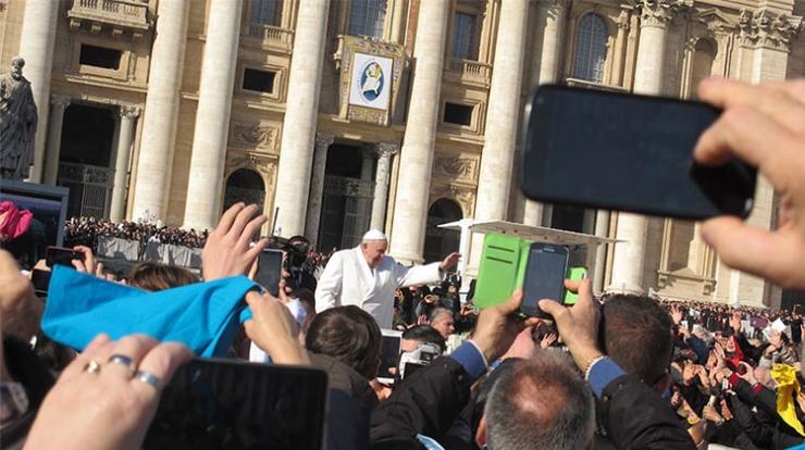 Papież Franciszek do Grup Modlitwy Ojca Pio