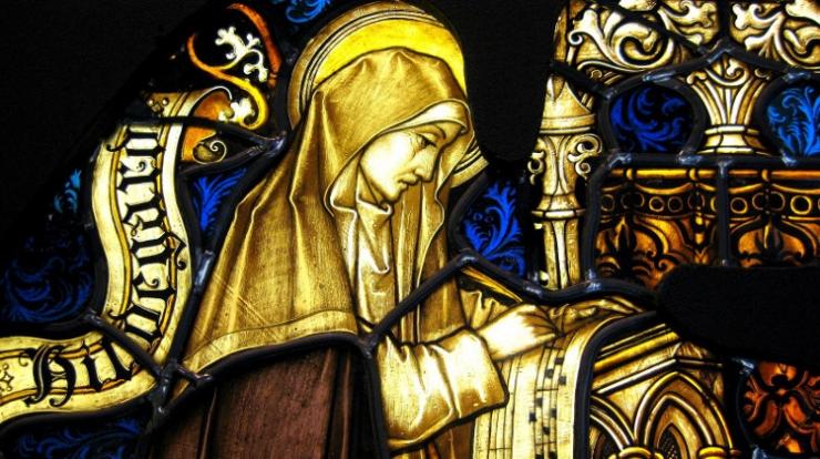 Hildegarda z Bingen. By dusza nie zwiędła, a ciało rozkwitło