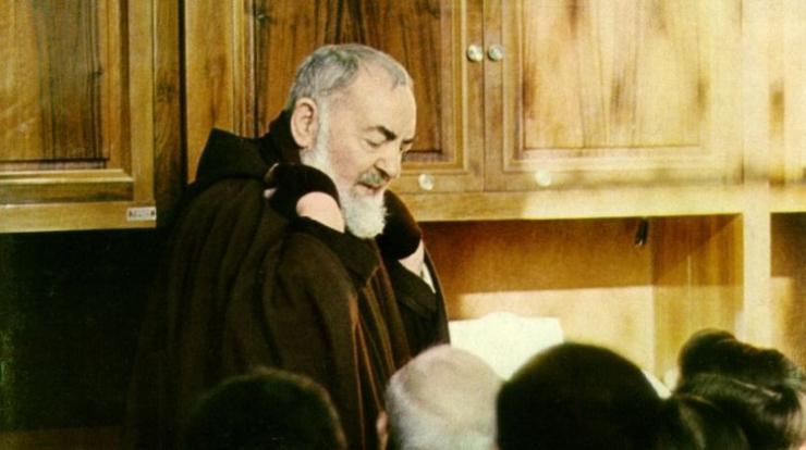 Czuwanie modlitewne z okazji święta liturgicznego św. Ojca Pio z Pietrelciny