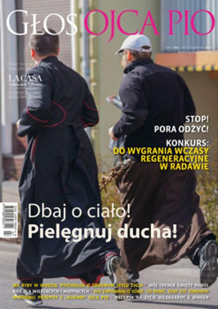 Głos Ojca Pio 94 (4/2015)