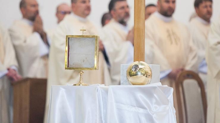 Peregrynacja relikwii św. Ojca Pio