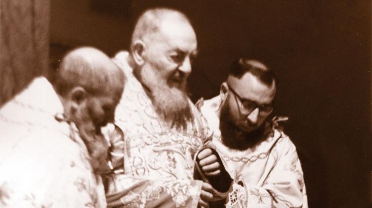 Ojciec Pio – przekroczyć próg cierpienia