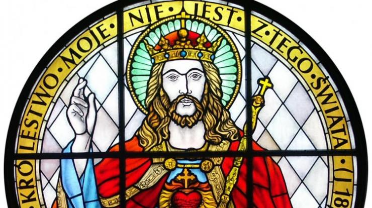Chrystusa Króla Wszechświata 26 listopada
