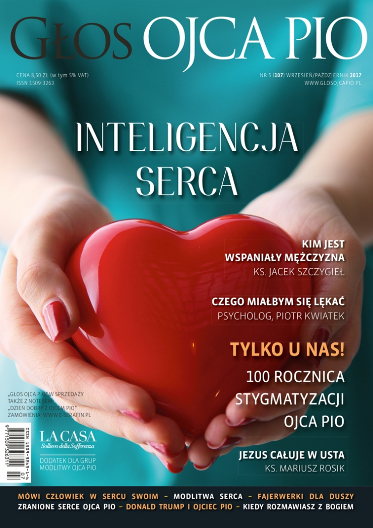 Głos Ojca Pio 107 (5/2017)