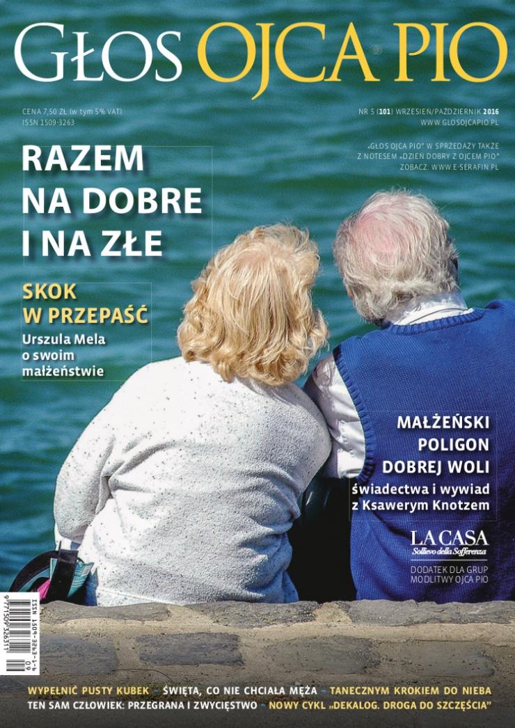 Głos Ojca Pio 101 (5/2016)